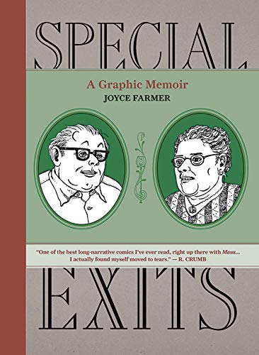 Special Exits from Fantagraphics