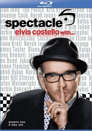 Spectacle: Elvis Costello With... (Season 1) [Blu-ray] [2009] [Region Free] from Wienerworld