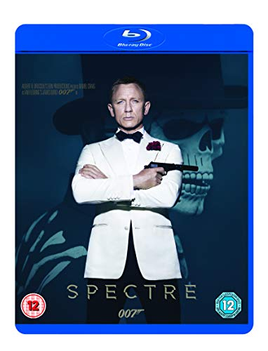 Spectre [Blu-ray] [2015] from TCFHE