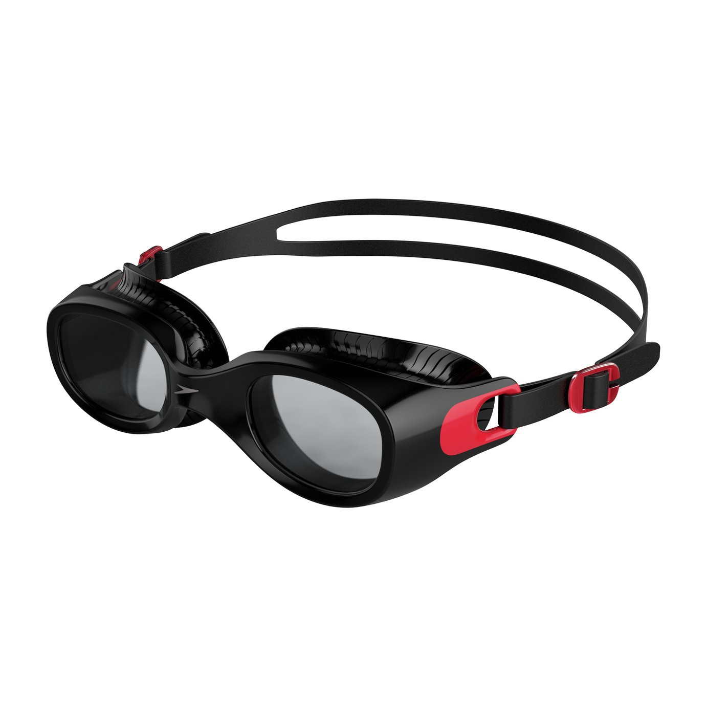 Speedo Futura Classic Goggles - Pink & Clear from speedo