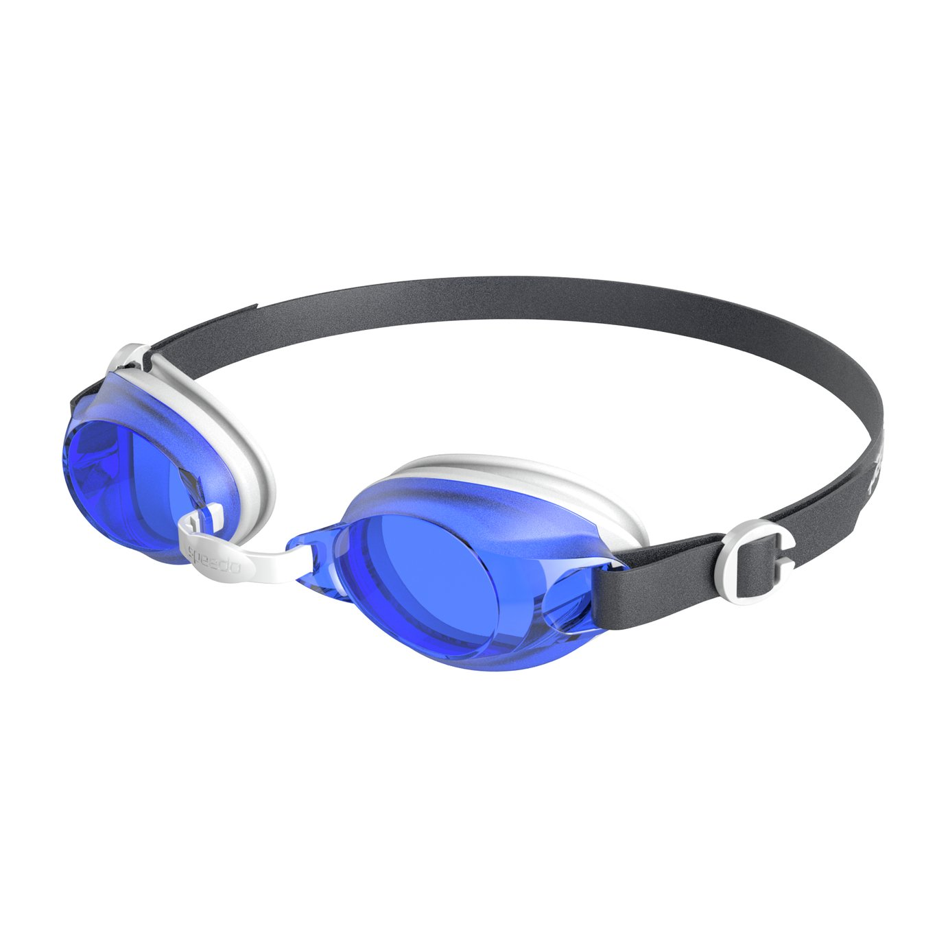 Speedo Jet Blue/White Goggles - Adults. from Speedo