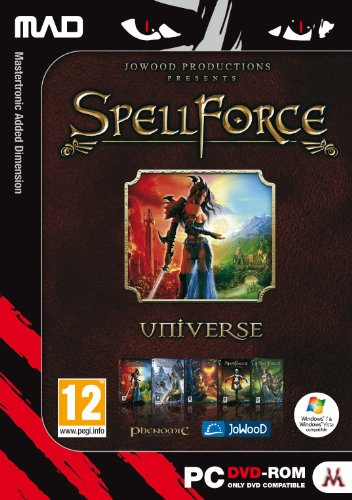 Spellforce Universe (PC CD) from Mastertronic