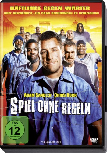 SPIEL OHNE REGELN - SANDLER,AD [DVD] [2005] from Sony Pictures Home Entertainment