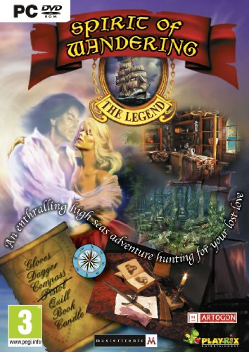 Spirit of Wandering (PC DVD) from Mastertronic