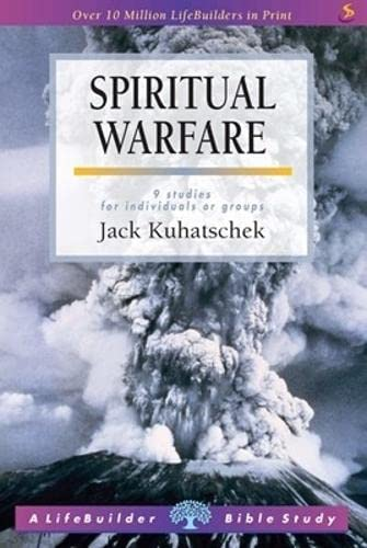 Spiritual Warfare (Lifebuilder Study Guides) (Lifebuilder Bible Study Guides) (Lifebuilder Bible Study Guides, 103) from IVP
