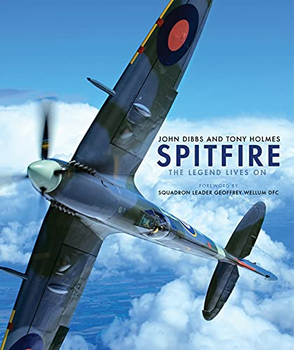 Spitfire: The Legend Lives On from Osprey Publishing