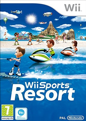 Sports Resort Solus Game Wii from Nintendo