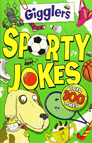 Sporty Jokes (Gigglers) from Scholastic Press