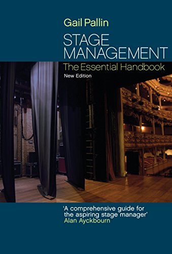 Stage Management: The Essential Handbook from Nick Hern Books