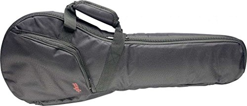 Stagg 14907 Basic Bag for Mandolin - Black/Grey from Stagg