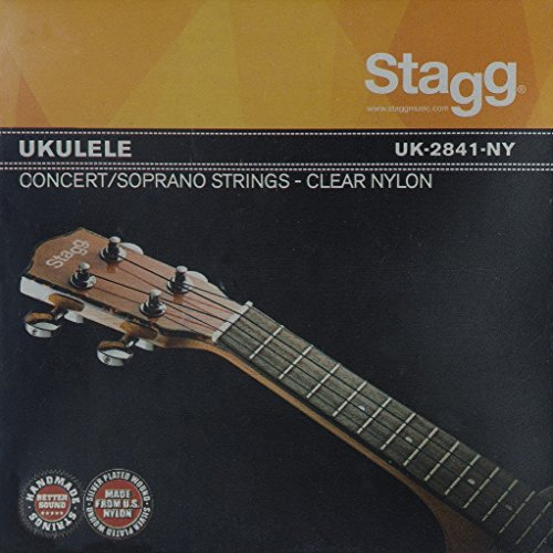 Stagg 16895 028, 033, 041, 028 Nylon Soprano Ukulele String from Stagg