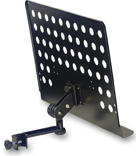 Stagg 25014513 Large Music Stand Plate with Arm from Stagg