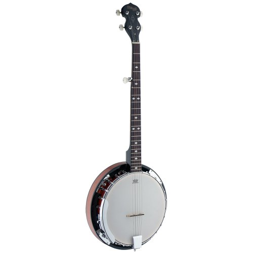 Stagg BJW24DL 5 String Western Banjo from Stagg