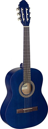 Stagg C430 M BLUE C430 3/4 SIZE_NAME Classical Guitar - Blue from Stagg
