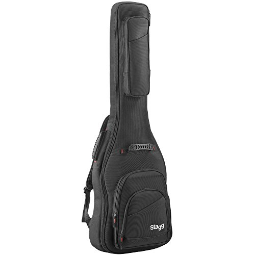 Stagg Deluxe Electric Bass Guitar Gig Bag from Stagg