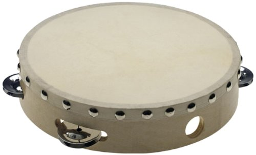 Stagg STA-1108 8 inch Wooden Tambourine from Stagg