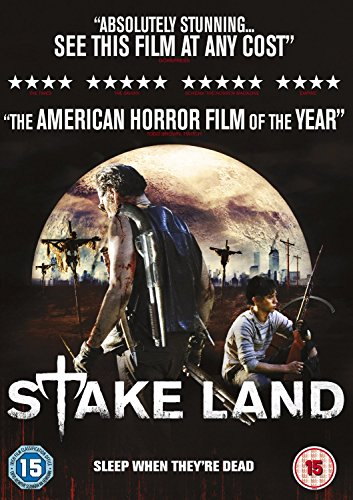Stake Land [DVD] from Metrodome Distribution