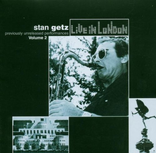 Stan Getz-Live In London Vol 2 from Active Distribution Ltd