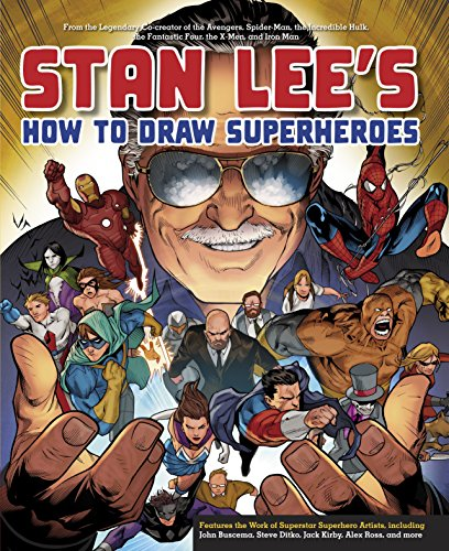 Stan Lee's How to Draw Superheroes from Random House