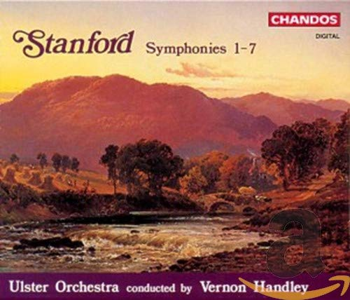 Stanford: Symphonies 1-7 from CHANDOS GROUP
