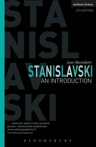 Stanislavski: An Introduction (Performance Books) from Methuen Drama