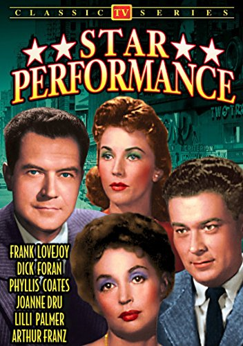 Star Performance: 4-Episode Collection (DVD-R) (1953) (All Regions) (NTSC) (US Import) from Alpha Video