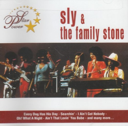 Star Power: Sly & the Family S