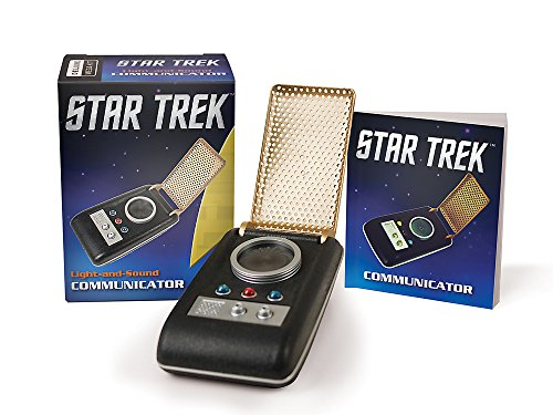 Star Trek: Light-and-Sound Communicator from Running Press Mini Editions