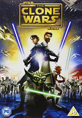 Star Wars - The Clone Wars [DVD] [2008] from Warner Home Video