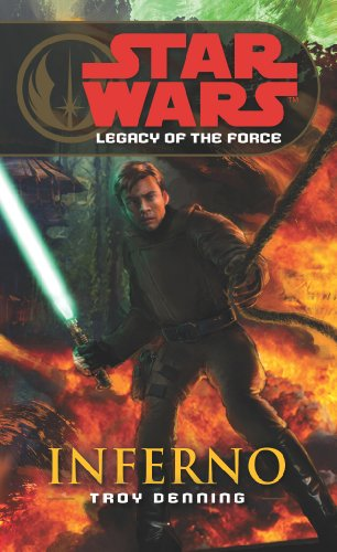 Star Wars: Legacy of the Force VI - Inferno from Arrow