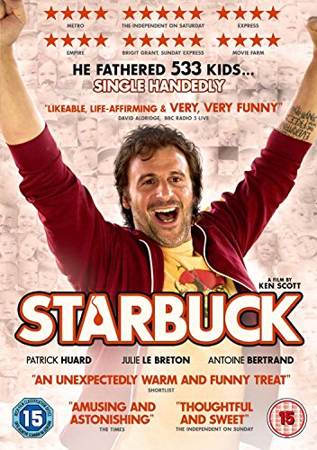 Starbuck [DVD] from Signature Entertainment