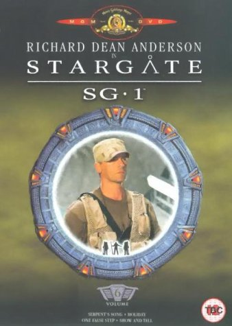 Stargate S.G -1: Season 2 (Vol. 6) [DVD] [1998] from MGM