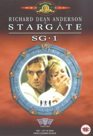 Stargate S.G -1: Season 2 (Vol.7) [DVD] from MGM