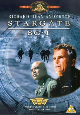 Stargate S.G - 1: Season 5 (Vol. 23)  [DVD] from MGM
