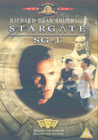 Stargate S.G -1: Season 5 (Vol. 24)  [DVD] [1998] from MGM