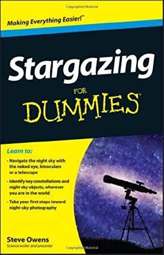 Stargazing For Dummies from For Dummies