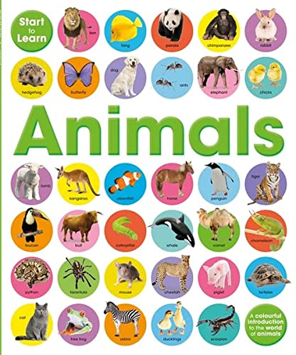 Animals (Start To Learn) from Franklin Watts