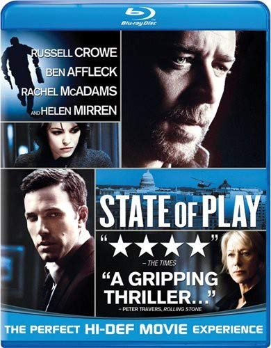 State of Play [Blu-ray] [2009] [US Import] from Universal Home Video