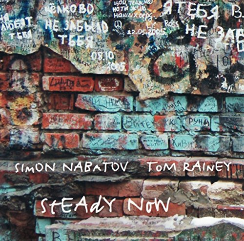 Steady Now from Leo Records