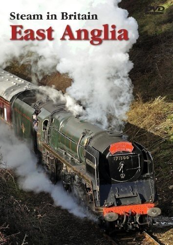 Steam In Britain - East Anglia [DVD] [2015] from Wienerworld