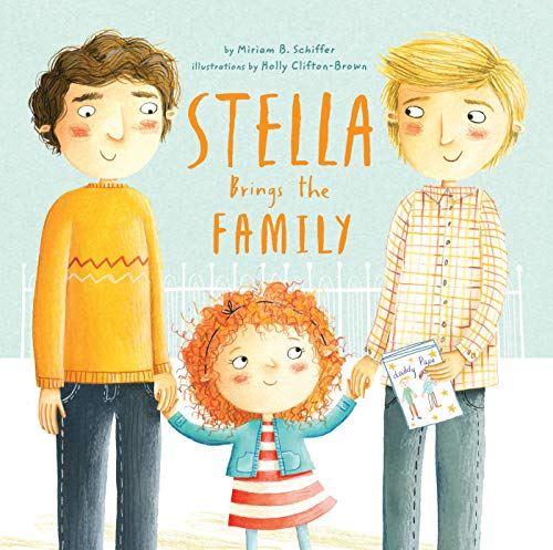 Stella Brings the Family from Chronicle Books