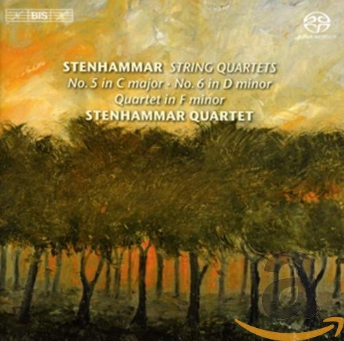 Stenhammar: String Quartets Vol. 2 [Stenhammar Quartet] [BIS: BIS2009] from Bis