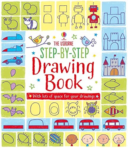 Step-by-step Drawing Book from Usborne Publishing Ltd