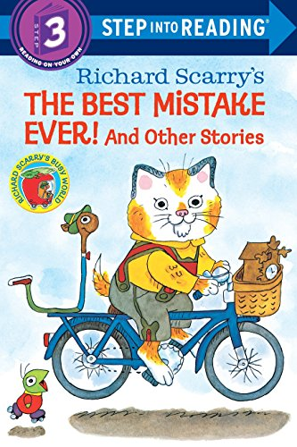 Step into Reading Best Mistake #: And Other Stories from Random House Books for Young Readers