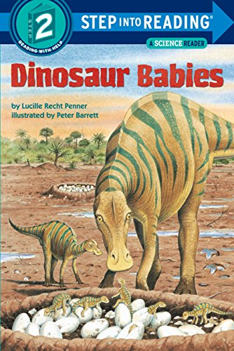 Dinosaur Babies (Step into Reading) from Random House Books for Young Readers