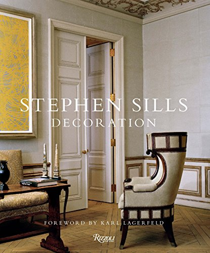 Stephen Sills: Decoration from Rizzoli International Publications