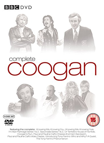 Steve Coogan - The Complete Coogan Box Set [DVD] from BBC