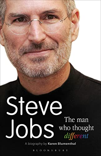 Steve Jobs The Man Who Thought Different from Bloomsbury Publishing