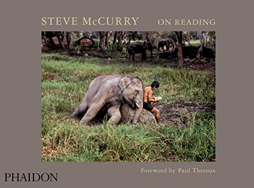 Steve McCurry: On Reading from Phaidon Press