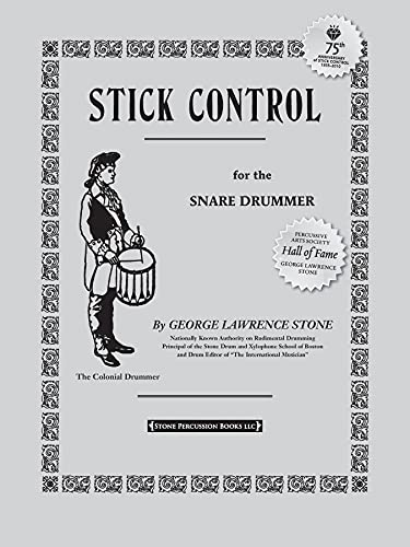Stick Control from Alfred Music